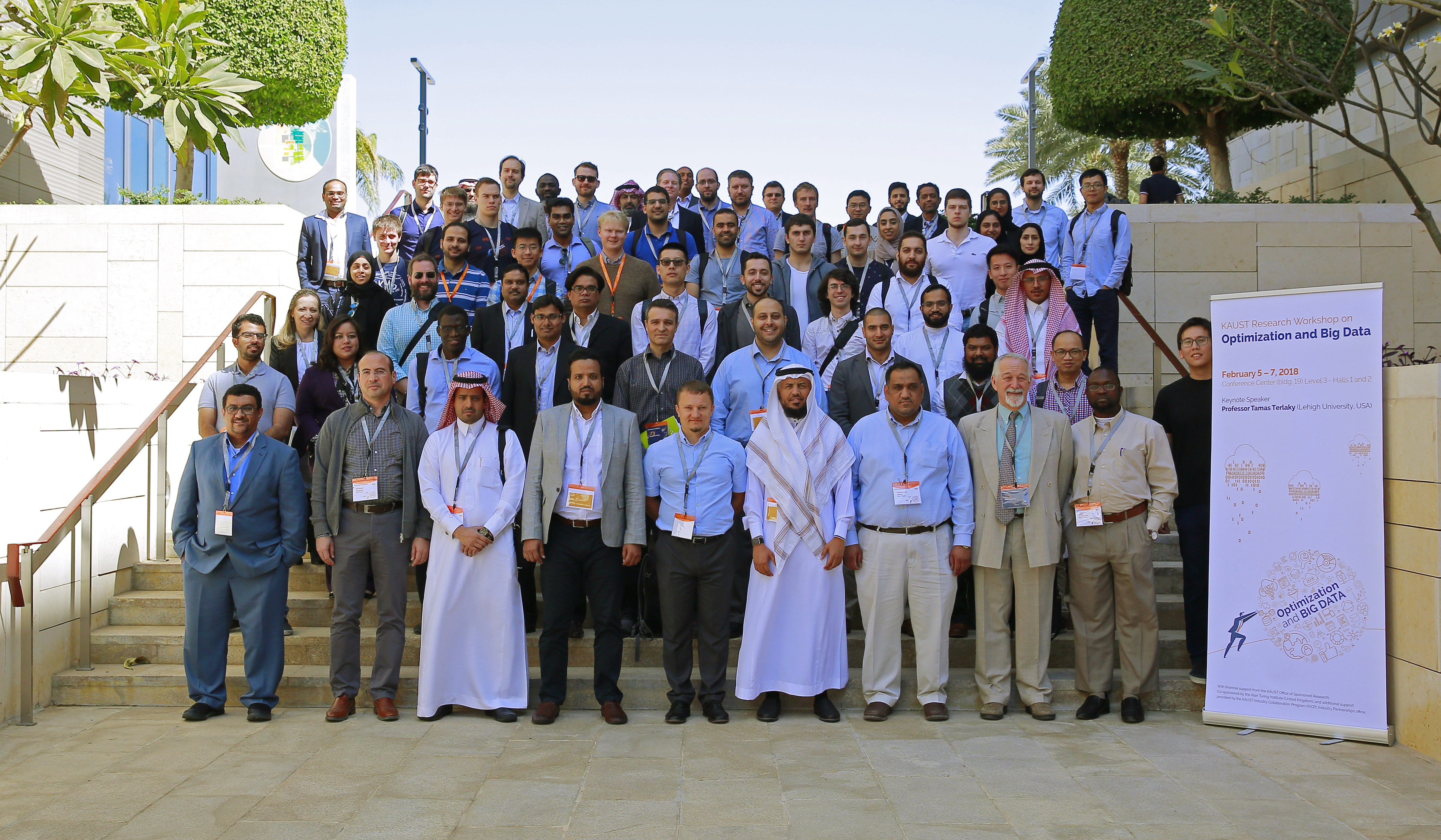 KAUST Research             Workshop on Optimization and Big Data